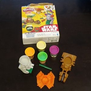 New Play-Doh Star Wars Can-Heads Set